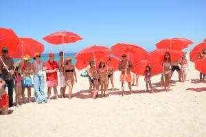Costa de Santo André de novo escolhida para campanha promocional da Turismo do Alentejo