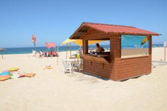 """""""Biblioteca na Praia"""" desafia banhistas para leituras à beira-mar na Costa de Santo André"""