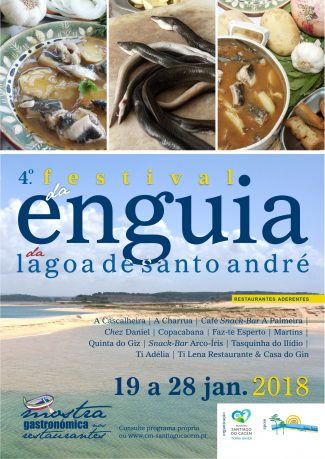 4rd Festival of the Eel of the Lagoa de Santo André