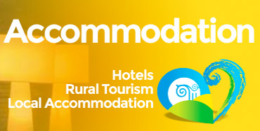 Accomodation - Hotels, rural tourism, local accomodation